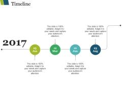 Timeline Ppt PowerPoint Presentation Slides Images