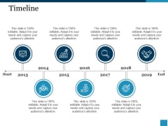 Timeline Ppt PowerPoint Presentation Slides Smartart