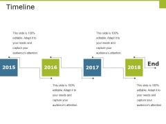Timeline Ppt PowerPoint Presentation Slides Visuals