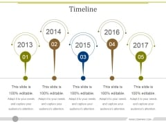 Timeline Ppt PowerPoint Presentation Styles Samples