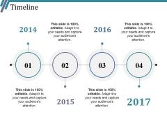 Timeline Ppt PowerPoint Presentation Styles Topics