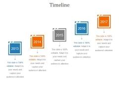 Timeline Ppt PowerPoint Presentation Themes