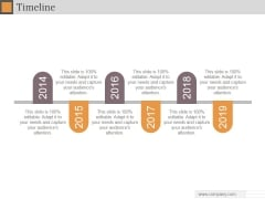 Timeline Ppt PowerPoint Presentation Topics