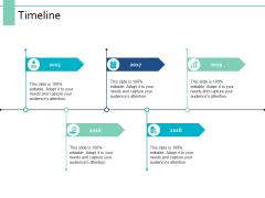 Timeline Roadmap Ppt PowerPoint Presentation Gallery Slide Download