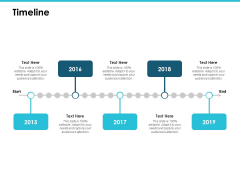 Timeline Roadmap Ppt PowerPoint Presentation Model
