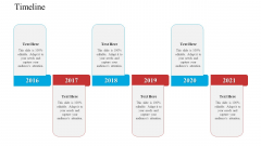 Timeline Software Development Proposal Ppt Layouts Graphics Template PDF