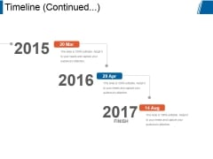 Timeline Template 1 Ppt PowerPoint Presentation Designs