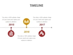 Timeline Template 1 Ppt PowerPoint Presentation Graphics