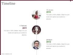 Timeline Template 1 Ppt PowerPoint Presentation Guide