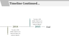 Timeline Template 1 Ppt PowerPoint Presentation Icon Guide