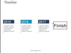 Timeline Template 1 Ppt PowerPoint Presentation Outline