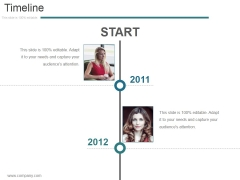 Timeline Template 1 Ppt PowerPoint Presentation Templates