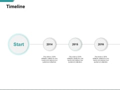 Timeline Three Year Process Ppt PowerPoint Presentation File Inspiration