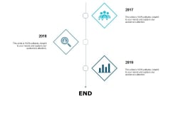 Timeline Three Year Process Ppt PowerPoint Presentation Outline