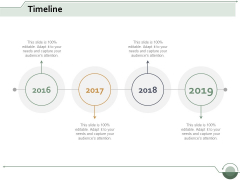 Timeline Year Process Ppt Powerpoint Presentation Layouts Summary