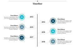 Timeline Year Process Ppt Powerpoint Presentation Visual Aids Inspiration