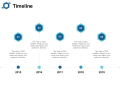 Timeline Year Roadmap Ppt PowerPoint Presentation Model Ideas