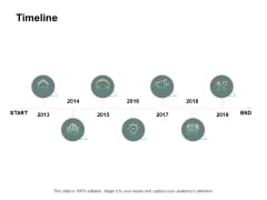 Timeline Years Periods Ppt PowerPoint Presentation Show Maker