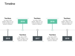 Timeline Years Roadmap Ppt PowerPoint Presentation Outline Information