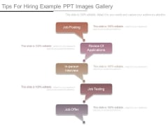 Tips For Hiring Example Ppt Images Gallery