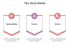 Tips Stock Market Ppt PowerPoint Presentation Gallery Graphic Tips Cpb