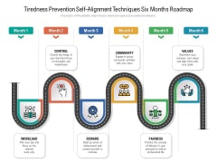 Tiredness Prevention Self-Alignment Techniques Six Months Roadmap Download
