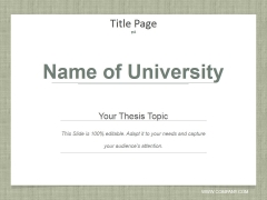 Title Page Ppt PowerPoint Presentation Infographics Visual Aids