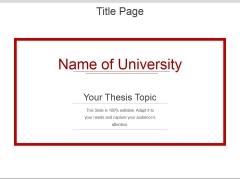 Title Page Ppt PowerPoint Presentation Portfolio Slideshow