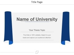 Title Page Ppt PowerPoint Presentation Slides Structure