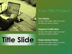 Title Slide Ppt Powerpoint Presentation Inspiration Graphics Example