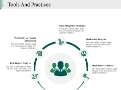 Tools And Practices Ppt PowerPoint Presentation Model Visuals