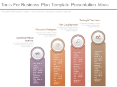 Tools For Business Plan Template Presentation Ideas
