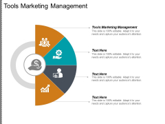 Tools Marketing Management Ppt PowerPoint Presentation Styles Samples Cpb