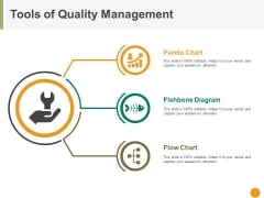 Tools Of Quality Management Ppt PowerPoint Presentation Gallery Show