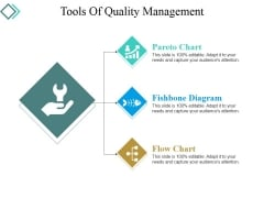 Tools Of Quality Management Ppt PowerPoint Presentation Icon Grid