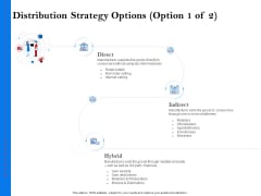 Tools To Identify Market Opportunities Business Growth Distribution Strategy Options Indirect Ideas PDF