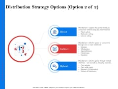 Tools To Identify Market Opportunities For Business Growth Distribution Strategy Options Direct Guidelines PDF