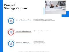 Tools To Identify Market Opportunities For Business Growth Product Strategy Options Template PDF