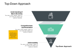 Top Down Approach Ppt PowerPoint Presentation Pictures Good