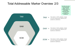 Total Addressable Marker Overview Business Ppt PowerPoint Presentation Gallery Pictures