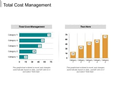 Total Cost Management Ppt PowerPoint Presentation Layouts Gallery Cpb