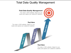 Total Data Quality Management Ppt PowerPoint Presentation Slides Good