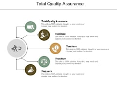 Total Quality Assurance Ppt Powerpoint Presentation Styles Example Cpb