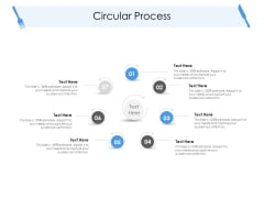 Tourism And Hospitality Industry Circular Process Clipart PDF