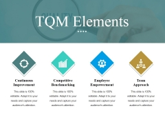 Tqm Elements Ppt PowerPoint Presentation Show Example File