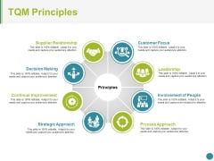 Tqm Principles Ppt PowerPoint Presentation Layouts File Formats