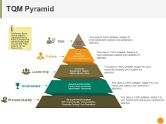 Tqm Pyramid Ppt PowerPoint Presentation File Maker