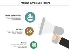 Tracking Employee Hours Ppt PowerPoint Presentation Summary Grid