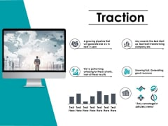 Traction Management Ppt PowerPoint Presentation Model Design Inspiration
