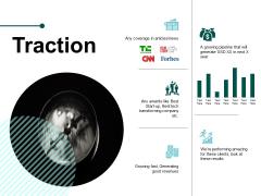 Traction Ppt PowerPoint Presentation Portfolio Brochure